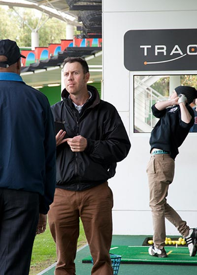 Best golf lessons melbourne